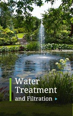 Pond Water Garden Treatment Filtration Newburgh, NY