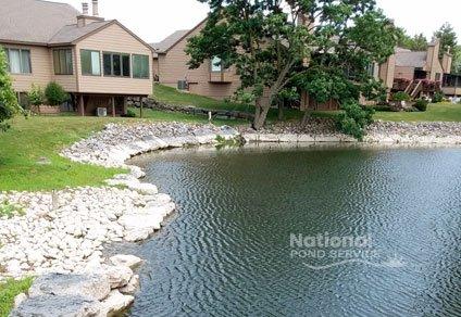 HOA Pond Maintenance Management Service Rochester Syracuse NY