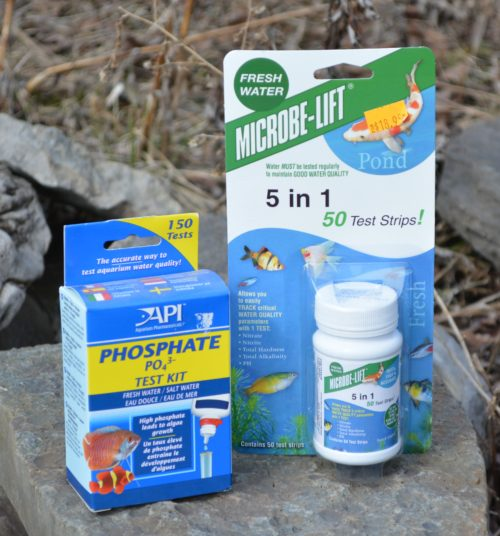 Microbe-Lift Pond Water Testing Kit