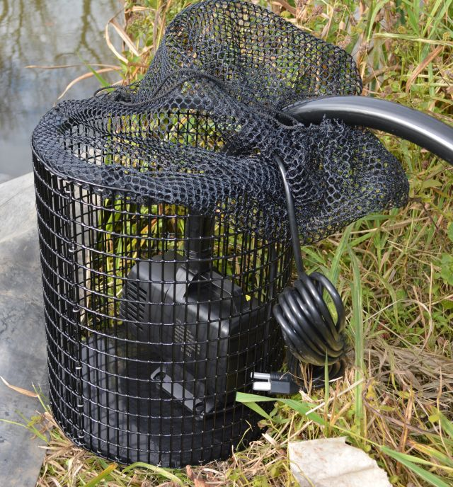 Pond Pump, Submersible
