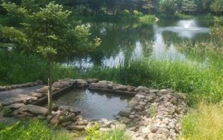 Country Pond Filter Pond filtration aeration system