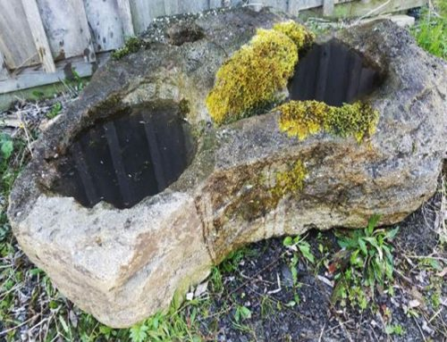 A Beautiful Rock Fountain for Your Garden Pond Project