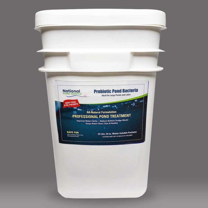 probiotic pond bacteria water treatment 25lb