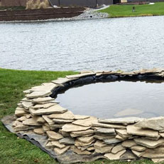 pond water filtration aeration products
